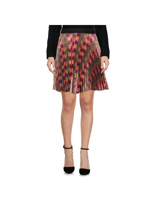 Marco de Vincenzo | Fuchsia Skirts Knee Length Skirts Women On