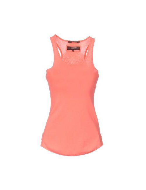 SILVIAN HEACH | Pink Topwear Vests On