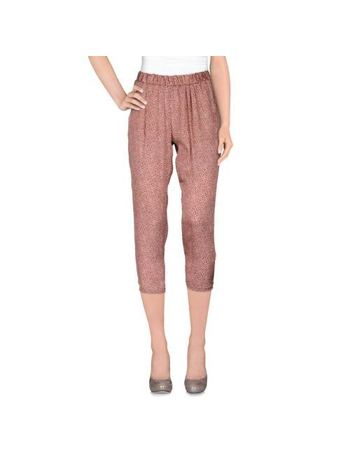 VICOLO | Beige Trousers Casual Trousers Women On