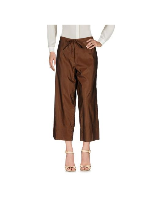 Malloni | Cocoa Trousers Casual Trousers On