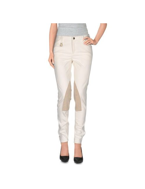 Ralph Lauren | Ivory Trousers Casual Trousers Women On