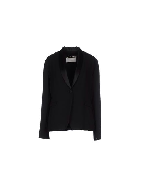 ..,MERCI | Black Suits And Jackets Blazers Women On