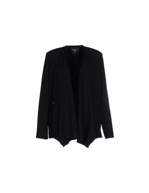 Pepe Jeans   Black Suits And Jackets Blazers Women On