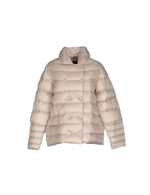 [C] STUDIO | Beige Coats Jackets Down Jackets Women On