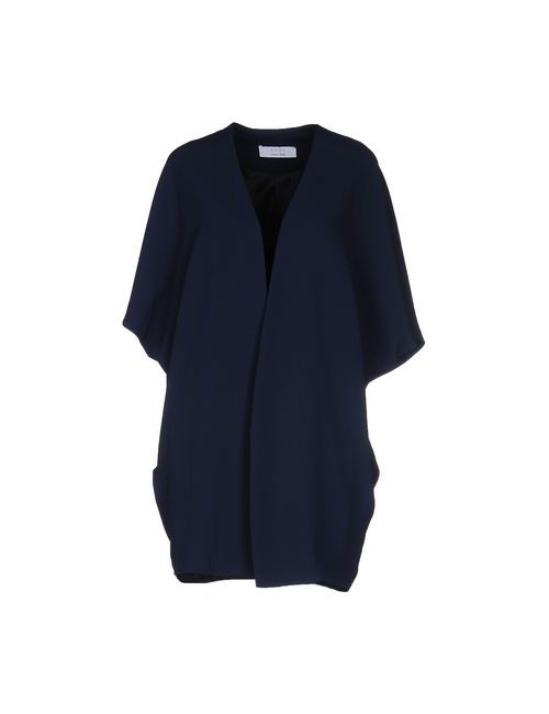 KAOS | Dark Blue Coats Jackets Full-Length Jackets Women On