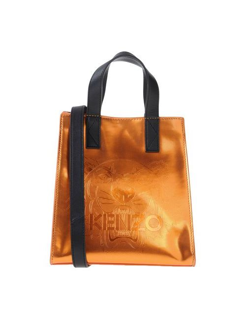 Kenzo | Women's Orange Bags Handbags Women On