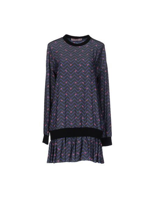 Frankie Morello | Gray Dresses Short Dresses Women On