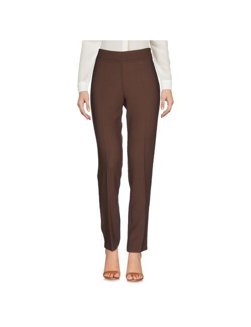 P.A.R.O.S.H. | Brown P.A.R.O.S.H. Trousers Casual Trousers Women On