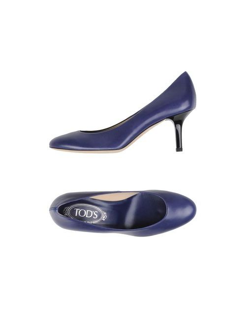 Tod's | Dark Blue Footwear Courts Women On