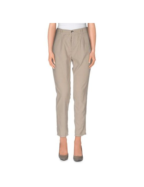 Twin-Set Jeans | Gray Trousers Casual Trousers Women On