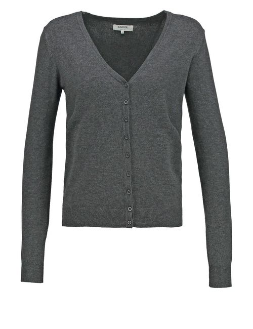 Zalando Essentials | Women's Gray Cardigan Dark