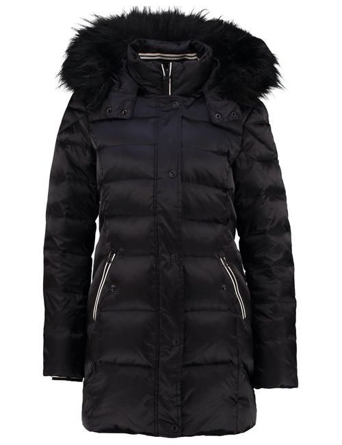 Gaastra | Women's Black Winds Eye Down Coat Noir