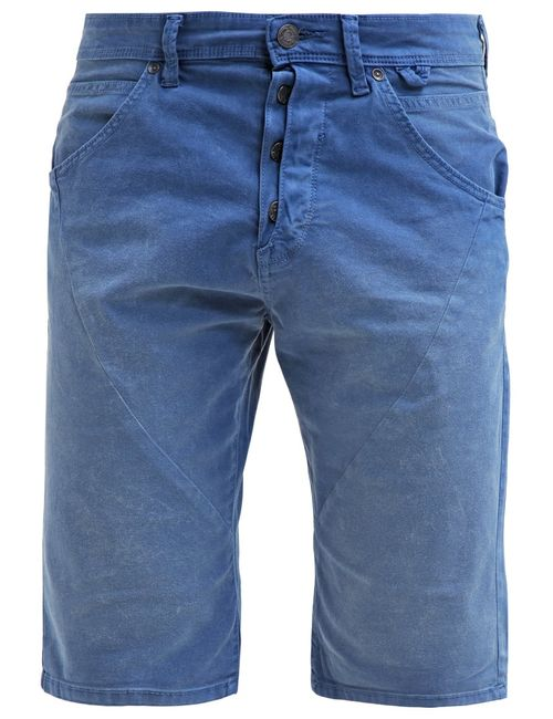 TOM TAILOR DENIM | Men's Dark Blue Denim Shorts Dark Duck