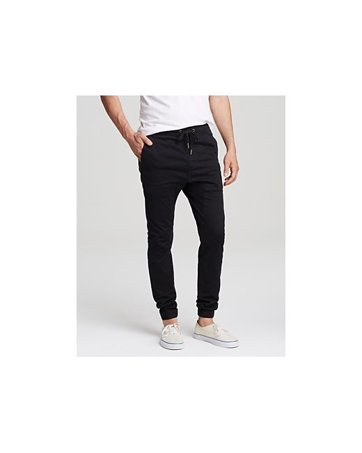 Zanerobe | Men's Black Sureshot Jogger Pants