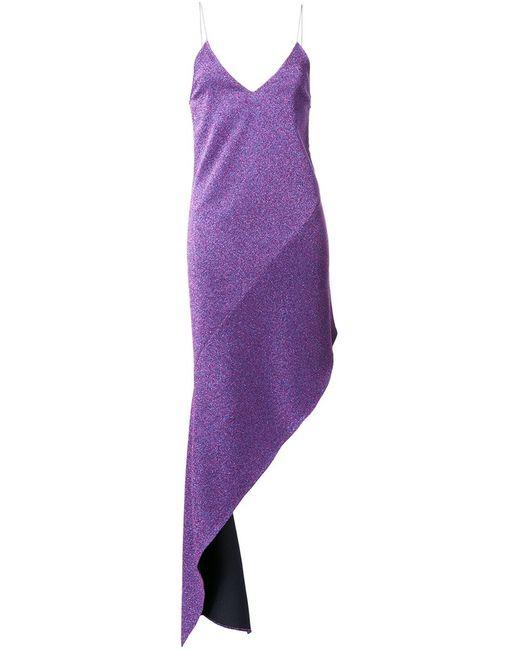 Wanda Nylon | Women's Pink Terry Dress 36
