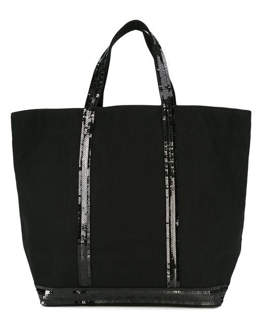 Vanessa Bruno | Women's Black Sequin Embellished Tote