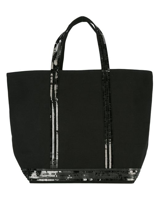 Vanessa Bruno | Women's Black Moyen Tote One