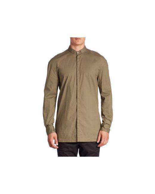 Zanerobe | Men's Green Button Down Shirt