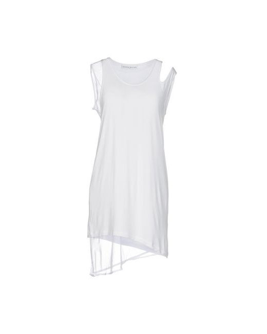 Wanda Nylon | Women's White Topwear Tops On