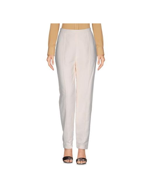 Wanda Nylon | Ivory Trousers Casual Trousers Women On